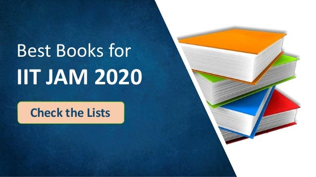 Best Books 2020.Best Books For Iit Jam 2020 Preparations