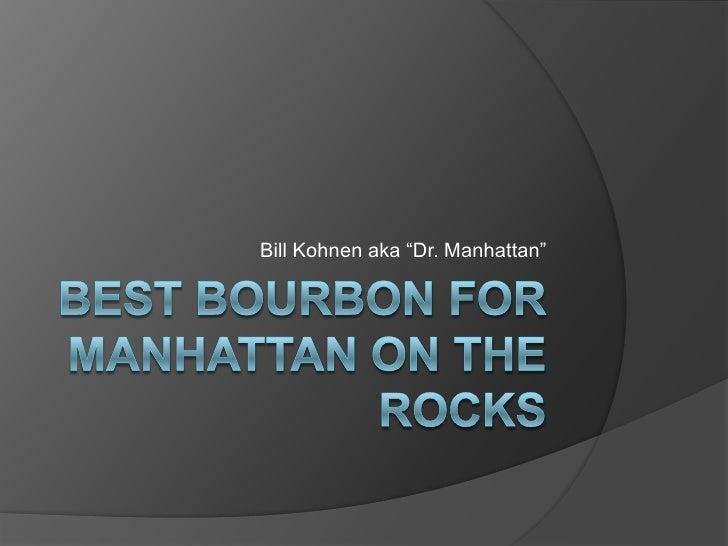 """Bill Kohnen aka """"Dr. Manhattan"""""""