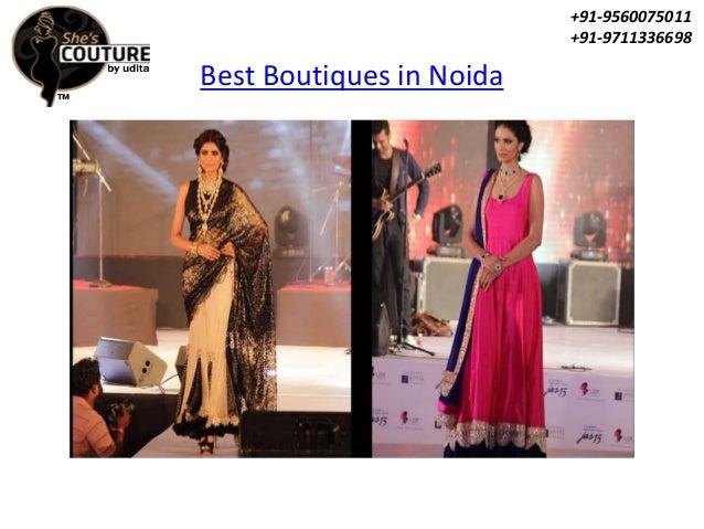 Boutiques in delhi ncr noida best designer for Best designer boutique