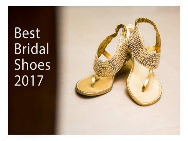 Best Bridal Shoes 2017