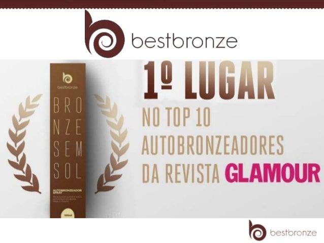 Best Bronze® funciona com um sistema de autobronzeamento de secagem rápida que reage com a primeira camada da pele, produz...