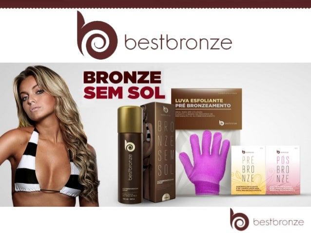 A Best Bronze é especializada em produtos para auto bronzeamento e bronzeamento a jato. Atua no mercado brasileiro há nove...