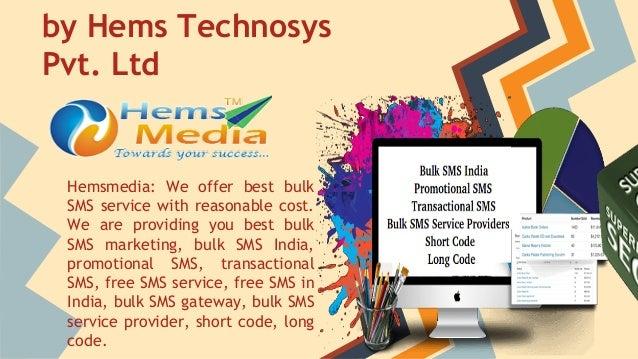 Hemsmedia: Powered by Hems Technosys Pvt Ltd