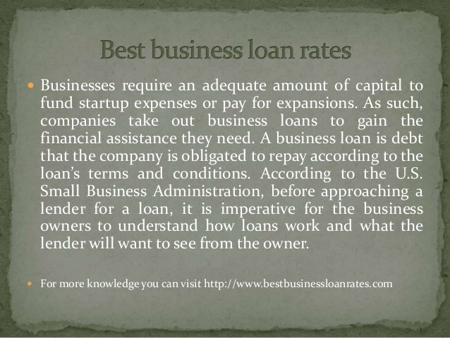  Businesses require an adequate amount of capital to fund startup expenses or pay for expansions. As such, companies take...