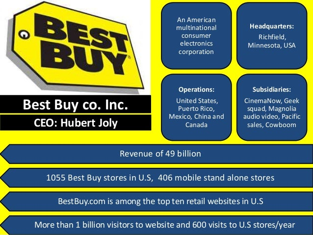 best buy business strategy