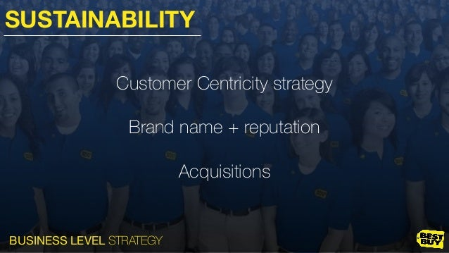 best buy case study strategic management