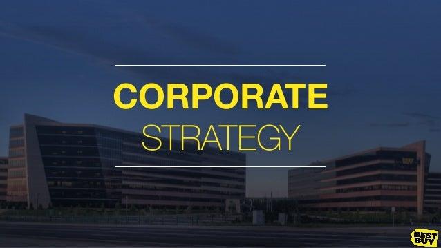 Best buy strategy case study