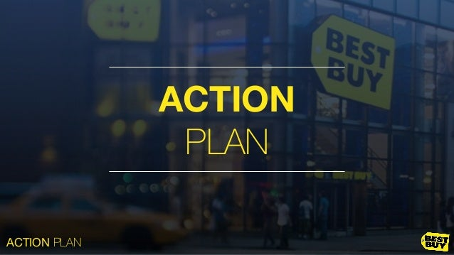 Strategy Implementation for Best Buy