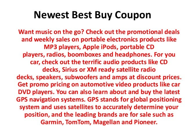 Best Buy Auto Equipment Coupon & Deals Shop on renardown-oa.cf 16 hottest Best Buy Auto Equipment coupon codes and sales in December are here for you.
