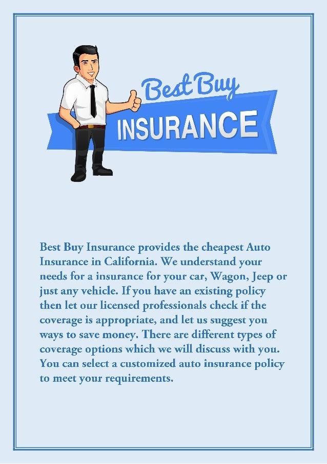 Best Buy Insurance >> Best Buy Insurance Auto