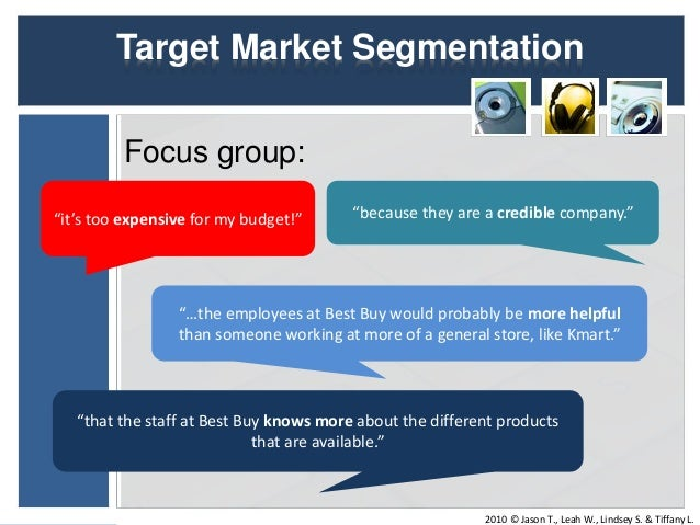 Market segmentation research papers