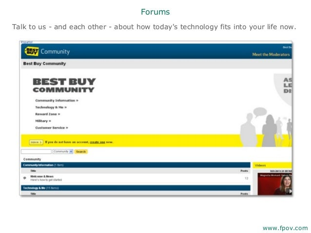 Best buy case study answers
