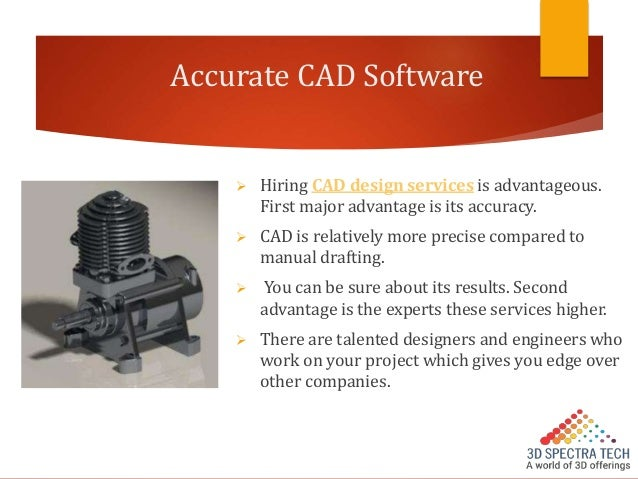 Cad Design Services : Advantages of cad design and drafting services d
