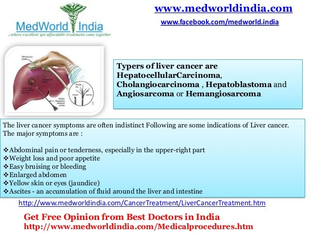 best cancer hospitals of india for advanced liver cancer treatment, Human Body