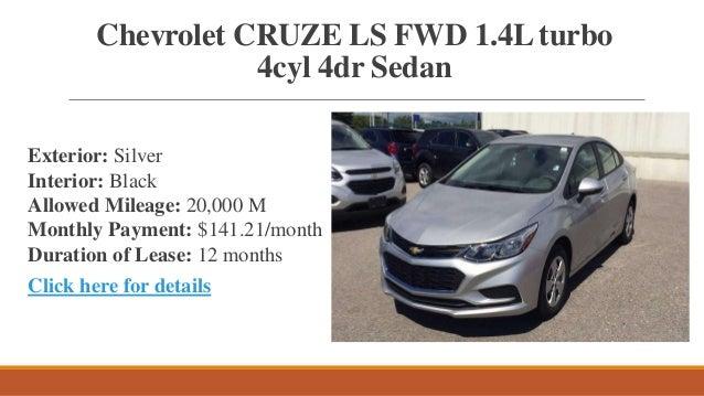 Best Car Leasing Deals In Los Angeles