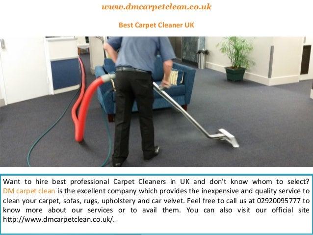 4. www.dmcarpetclean.co.uk Best Carpet Cleaner ...