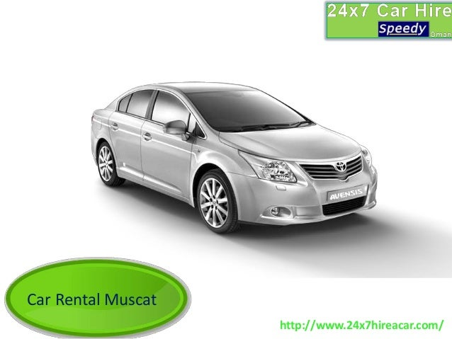 Speedy Rent A Car Salalah