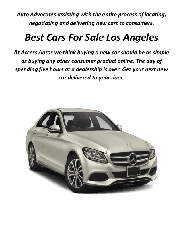 access autos best cars for sale in los angeles ca. Black Bedroom Furniture Sets. Home Design Ideas