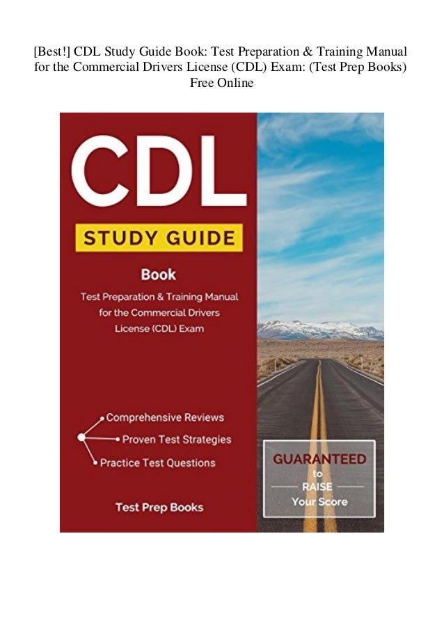 Online Commercial Drivers License Training Handbook – Icalliance
