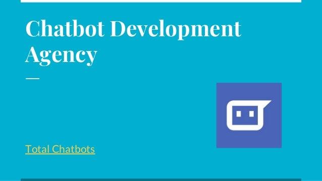 Best chatbot development agency