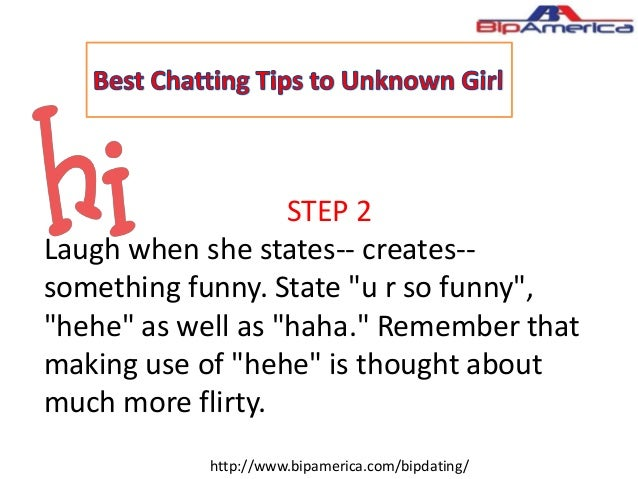 funny chatting tips
