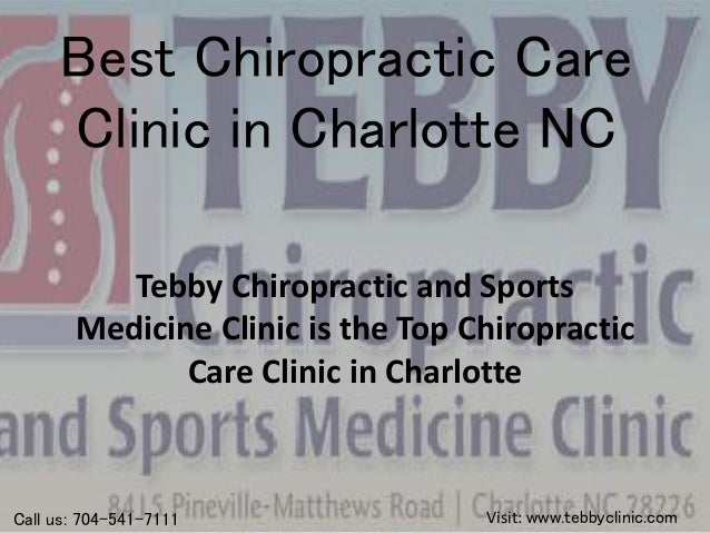 best chiropractic care clinic in charlotte nc chiropractor in charl