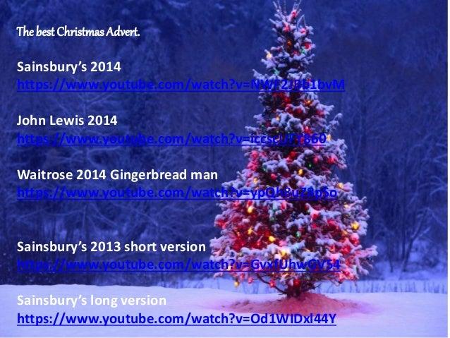 the best christmas advert sainsburys 2014 httpswwwyoutubecom - Best Christmas Deals 2014