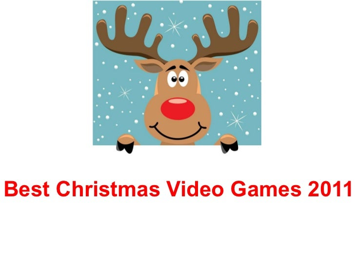 Best Christmas Games 2011