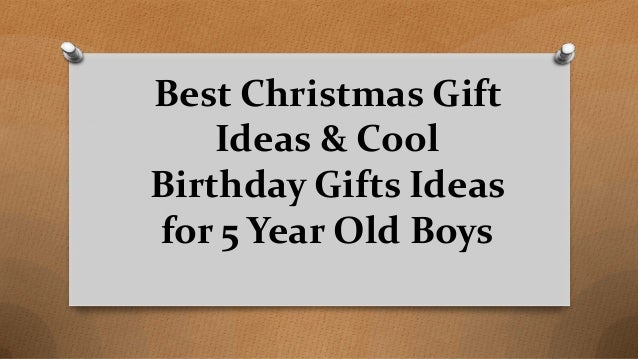 Best Christmas Gift Ideas Amp Cool Birthday Gifts For 5 Year Old Boys