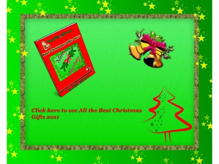 Best Christmas Gifts 2011          Please Share this with Friends and Family         www.astore.amazon.com/christmas2011sh...