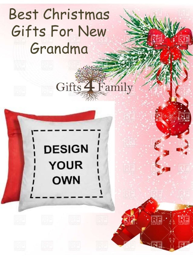 Best Christmas Gifts For New Grandma