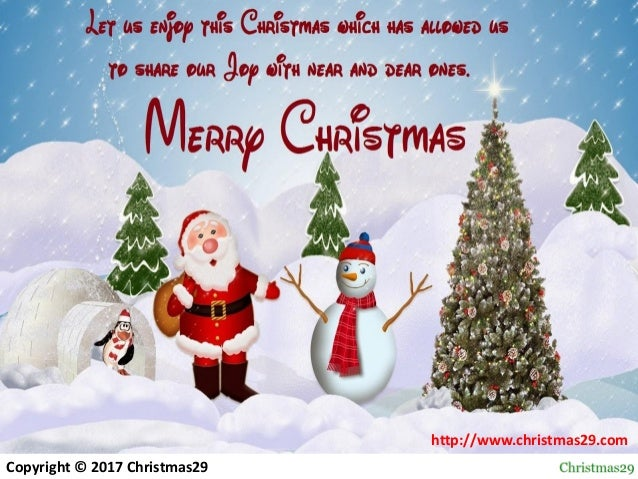 Best Christmas Wishes | Top Christmas Messages For Family