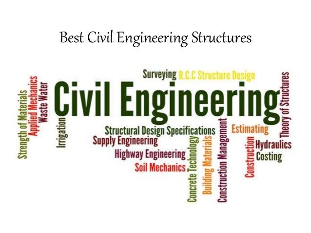 Best civil engineering structures