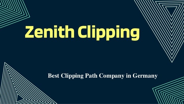 ZenithClipping Best Clipping Path Company in Germany