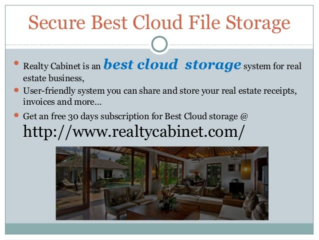 Best cloud file storage for Cloud document storage for business