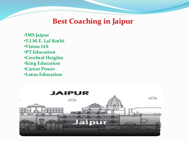 Best Coaching Center in Your Cities