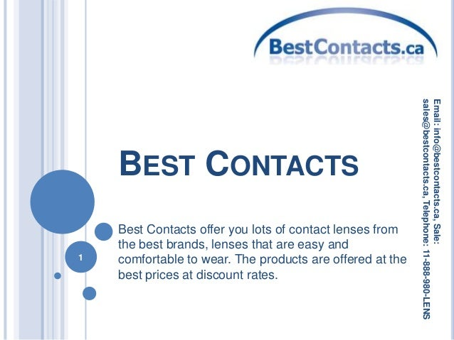 best contacts lenses and 1 day acuvue define