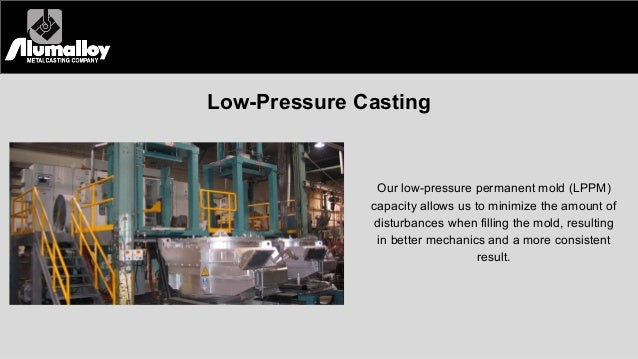 Best Core Making Services in Ohio   Alumalloy Metal Castings