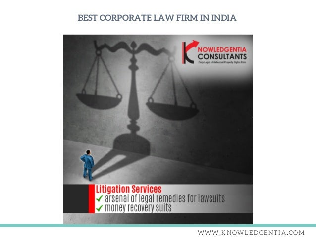 Best corporate law firm in india
