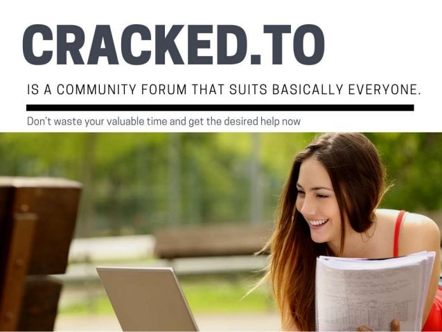 best cracking forums