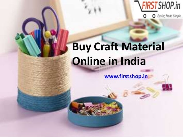 Best Craft Material Online In India