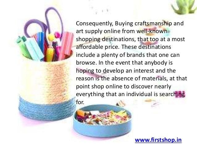 Best Craft Material Online In India