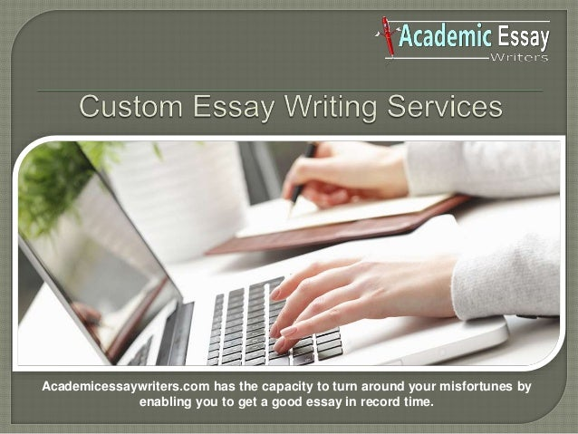 Best custom written essays