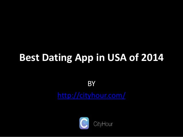 The best dating app in usa