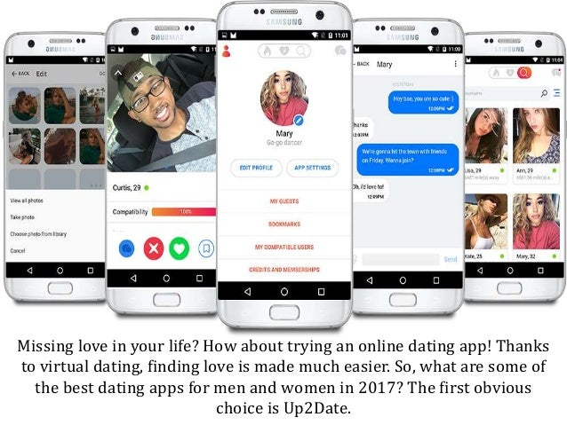 Best Dating Apps For Men And Women In 2017