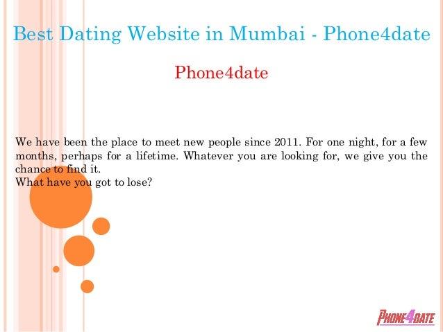 Best dating website mumbai