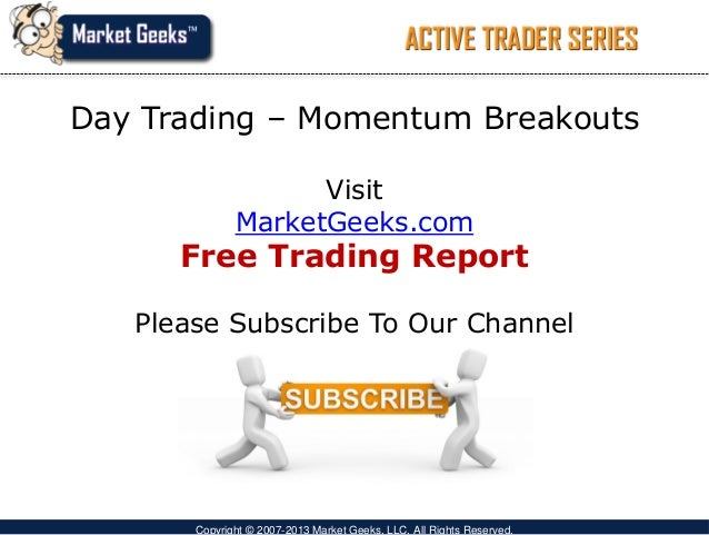 Best end of day trading strategies