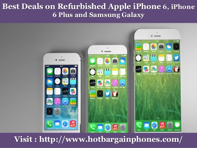 apple refurbished iphone best deals on refurbished apple iphone 1584