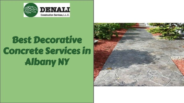 Best Decorative Concrete Services in Albany NY Best Decorative Concrete Services in Albany NY