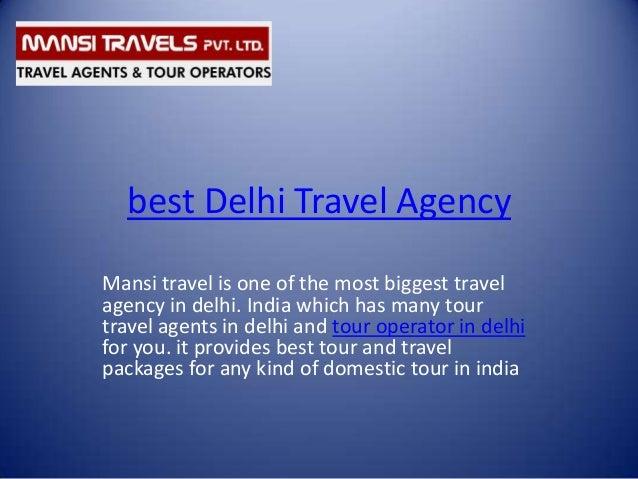 Best option travel agency